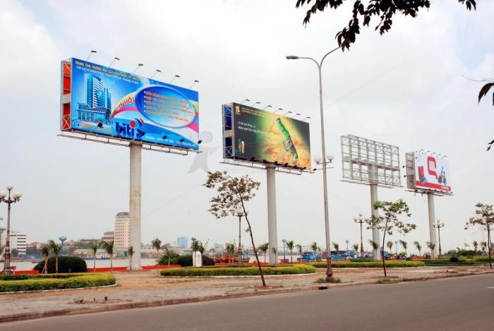 Thi công biển quảng cáo tấm lớn – Pano,billboard