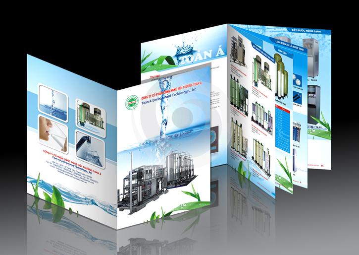Thiết kế Catalogue – Profile chuyên nghiệp